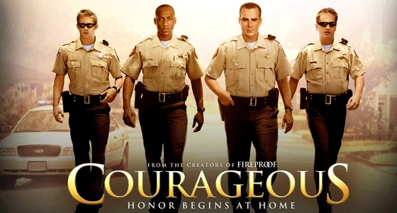 Courageous Movie Cover
