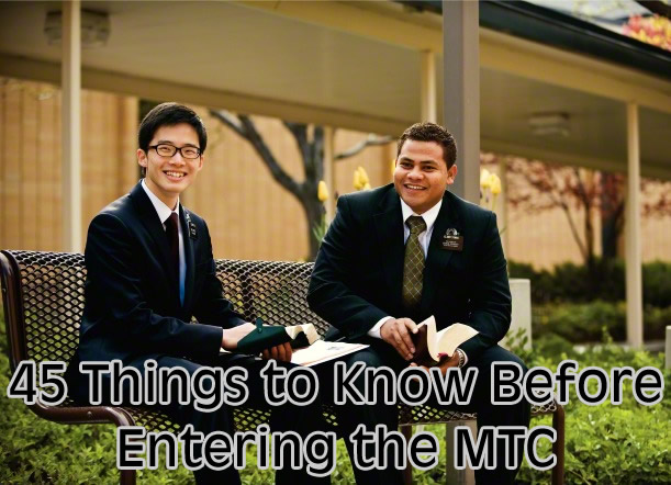things to know before entering the mtc