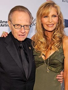 Larry King's wife
