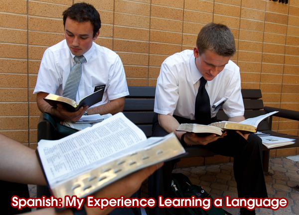 spanish my experience learning a language